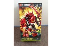 RARE LEGO Hero Factory Xplode 7147. Brand New, Never Been Opened. £15