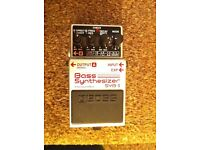 Boss SYB-5 Bass Synthesiser Pedal