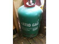 Calor Gas Patio Gas 13kg Propane (empty)