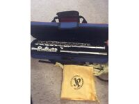 Perfect condition flute hardly ever used
