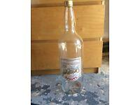 4.5LTR Australian white wine bottle