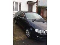 Quick Sale for Volkswagen Passat 2l diesel ( 2005) manual ,black Car for sale . good condition.
