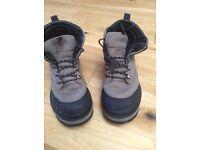Hardy Greys Felt Soled Wading Boots (UK Size 10)