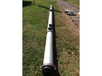 3 meter pipe tube carrier.