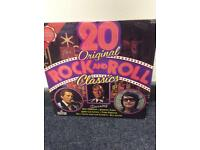 Rock and Roll Classics Vinyl LP