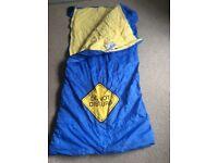Kids Coleman sleeping bag