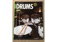 Rockschool Drums Grade 2 book.