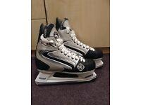 Sherwood Ice Skates -Size 8