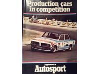 Autosport magazines 1975 - 2000.