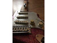 bottle kneck guitar/or slide,