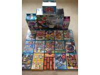 Nintendo Wii U with Games and Extras