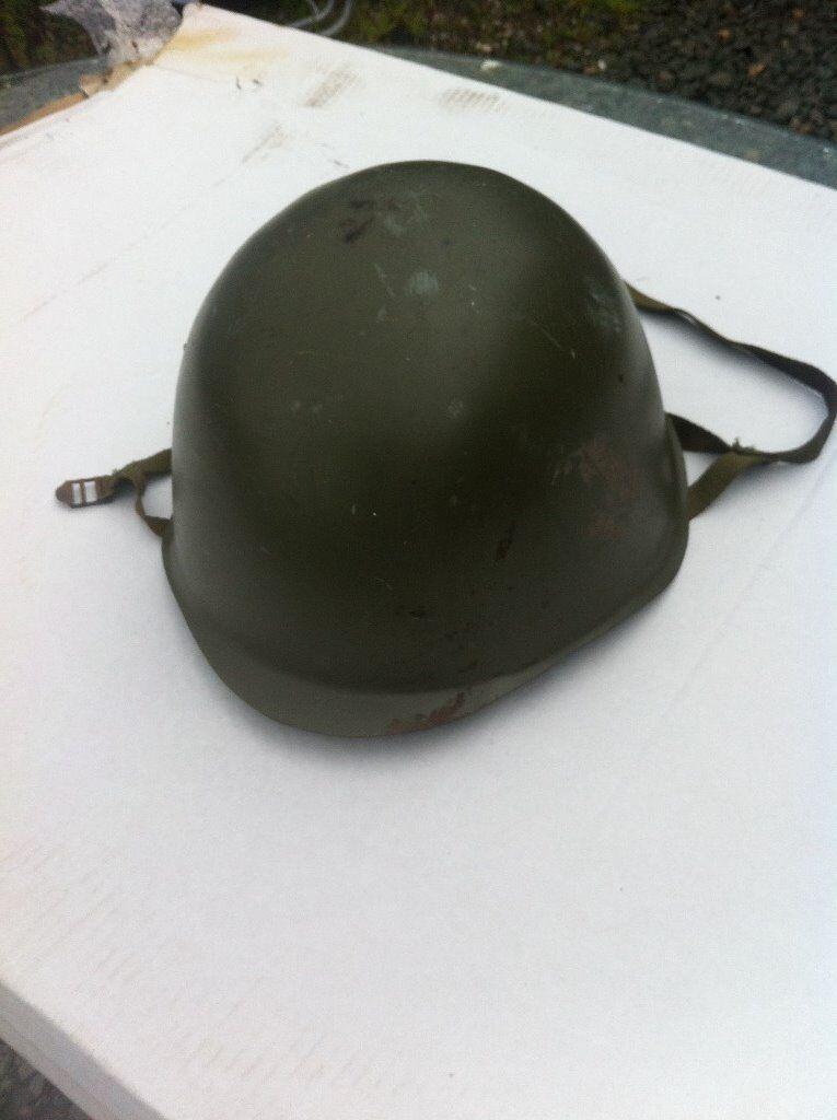 American G.I Joe military combat helmet