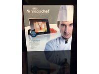 Belling Mediachef digital cookbook