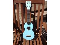 Ukelele for sale hardly used