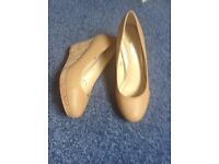 Next wedge shoes size 6