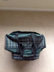 Picnic bag - perfect for Ascot!