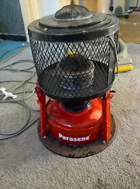 vintage parasene heater