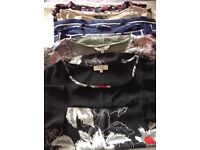 Ladies tops bundle 5 (size 10 m&s and m& co)