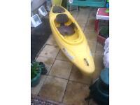 Old town vapour 10 kayak
