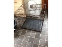 Dog basket and crate