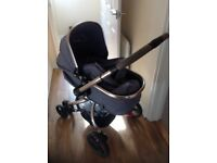 Mothercare Orb all terrain pram and pushchair