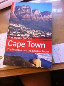 Two South Africa Guides