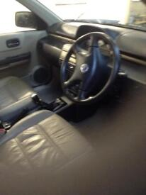 For sale 2003/4 x trail leather interiors