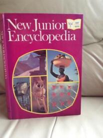 Set of 17 Junior encyclopedia's