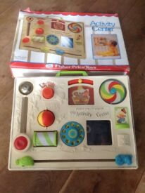 Vintage Fisher Price Activity Centre