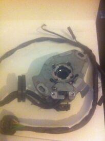 Cr125 stator and flywheel