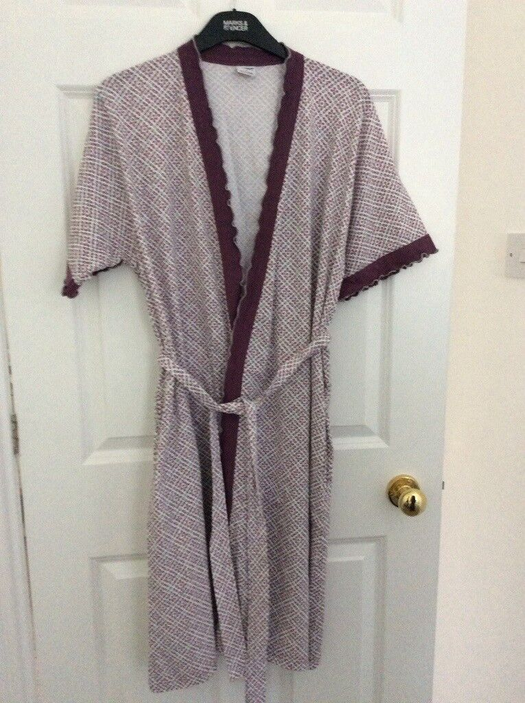 Ladies Summer Dressing Gown In Bournemouth Dorset Gumtree