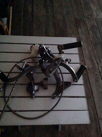 Harley Davidson foot forward controls off my 79 sportster