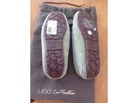 Ladies brand new Ugg slippers size uk3