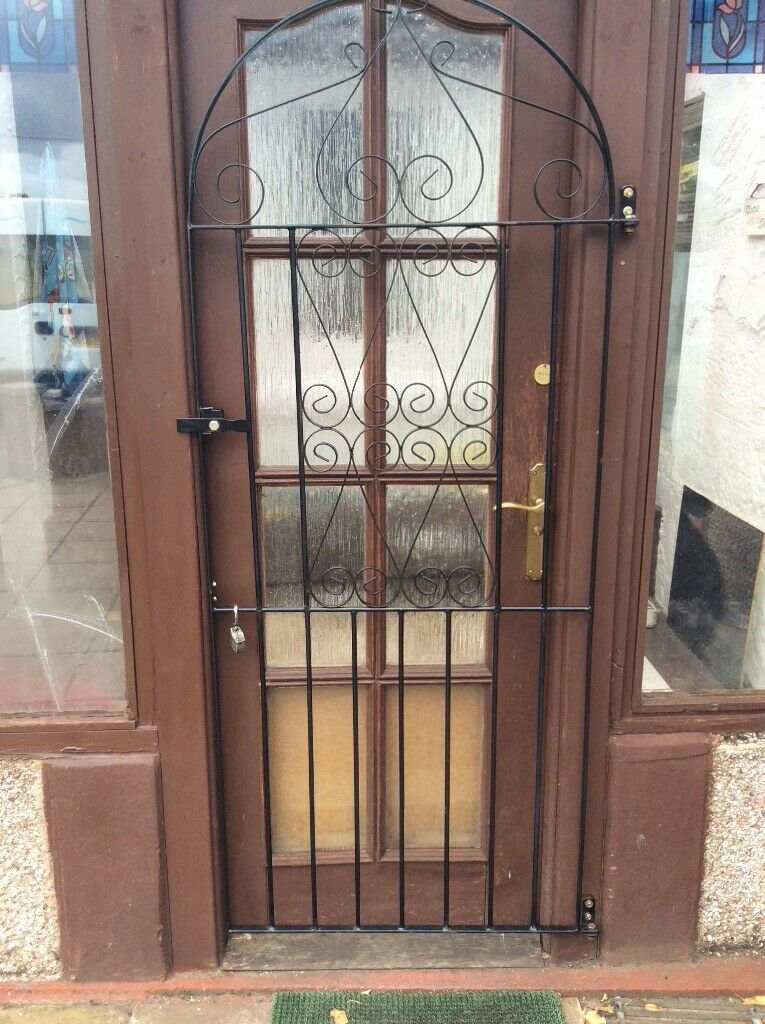 Wrought iron side gate  n   in East Kilbride, Glasgow   Gumtree