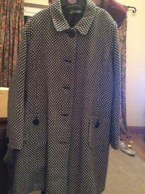 Ladies Joanna Hope winter coat size 20/22.