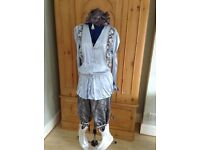 Fancy dress/costume , small, Portia from Twelth Night