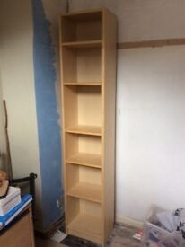 Used ikea billy bookcase