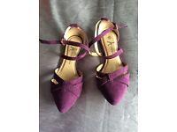 Ladies summer shoe