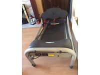 Pro plus electric treadmill folds away for storage in very good condition . Buyer to collect