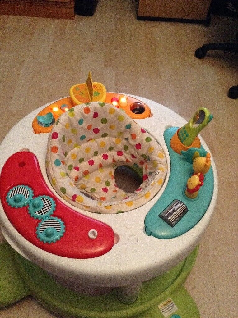 Mothercare Walker Activity Station