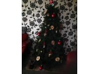Artificial Christmas tree(6ft)