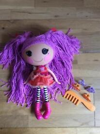 Lalaloopsy Loopy Hair Peanut Big Top Doll & Accessories