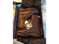*** Waterproof Leather Boots ***