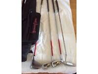 Junior golf clubs ( left handed )