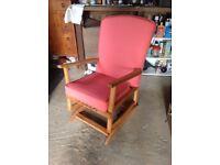 Rocking chair - vintage