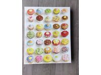 Cupcake wall canvas - wall art