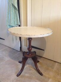 Vintage Shabby Chic Small Table