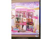 Large Barbie Castle