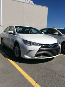 2017 Toyota Camry NEW VEHICLE CLEARANCE !