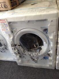 Beko 10kg 1400 spin washing machine RRP £349 new/ graded 12 month Gtee